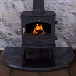 Carron 4.7kw Cast Iron Multi-Fuel Stove