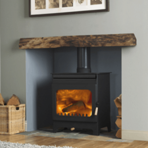 Burley Brampton 9108 8kw Wood-Burning Stove