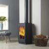 Burley Carlby 9307-C 7kW Wood Burning Stove