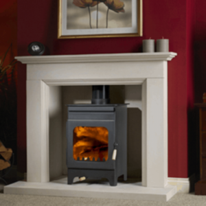 Burley Hollywell 9105 5kw Wood-Burning Stove