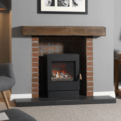 Burley Pickworth 2306 Balanced Flue Gas Stove (Manual Control)