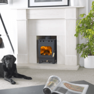 Burley Springdale 9103 3kw Wood-Burning Stove