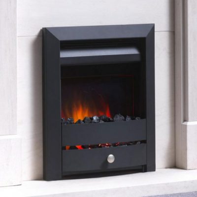 Burley Stoves The Harrington with Loss Fret