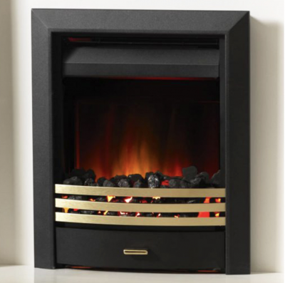 Burley Stoves The Shearsby with Harmony Trim