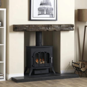 Burley Thurlby 2406 Balanced Flue Stove (Manual Control)