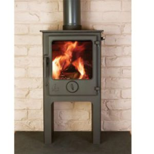 Dean Stoves Foxworthy High 5Kw Multi-fuel stove