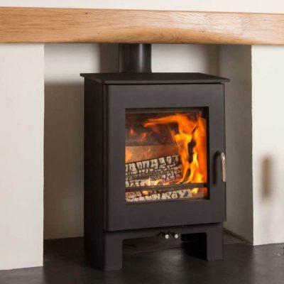 Dean Stoves Sherford 5 SE 5Kw Wood Burning Stove