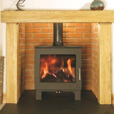 Dean Stoves Sherford Slimline 5 SE Wood burning Stove