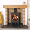 Dean Stoves Woodbury Clearburn 5 SE Wood Burning Stove