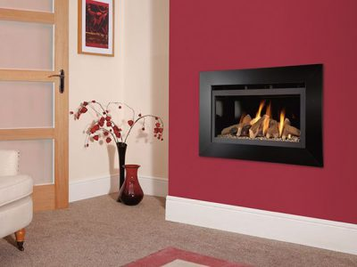 Flavel Contemporary inset Multi-Fuel