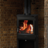 Henley Lincoln 5kW Stove with Log Store