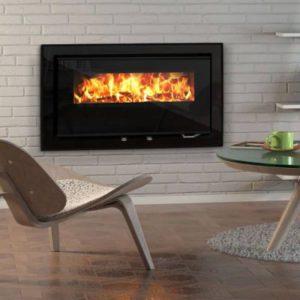 Henley Cedarwood 615 Wood Burning Stove