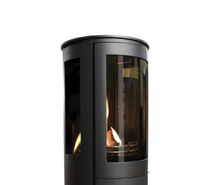 Oak Stoves - Serenita Compact - Gas Fire