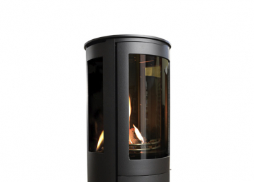 Oak Stoves - Serenita Compact - Gas Fire