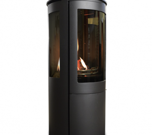 Oak Stoves - Serenita Grand - Gas Fire