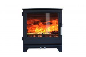 Oak Stoves - The Mighty Oak - Multi-Fuel Stove