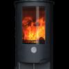 Oak Stoves - Zeta 10 Compact - Multi-Fuel Stove