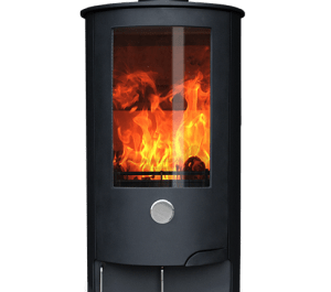 Oak Stoves - Zeta 10 Compact - Multi-Fuel Stove