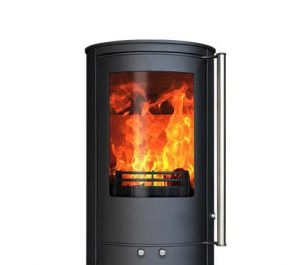 Oak Stoves - Zeta 5 Compact - Multi-Fuel Stove