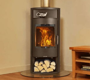 Opus Calypso 8.3KW Wood Burning Stove