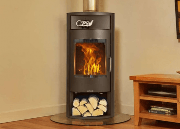 Opus Calypso 8.3KW Wood Burning Stove