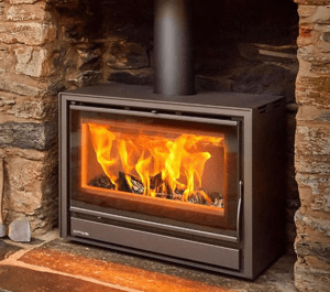 Opus Cubic Tempo 70 Wood Burning Stove