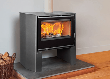 Opus Cubic Tempo 70F Wood Burning Stove