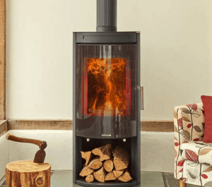 Opus Melody G Log Store Wood Burning Stove