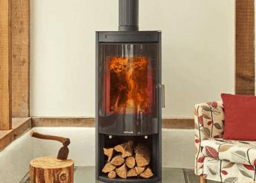 Opus Melody G Log Store Wood Burning Stove