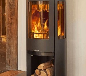 Opus Trio 5KW Wood Burning Stove