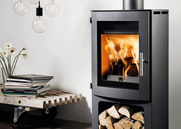 Westfire Uniq 18 - Wood Burning Stove