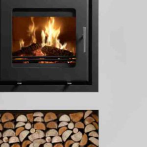 Westfire Uniq 23 Inset - Wood Burning Stove