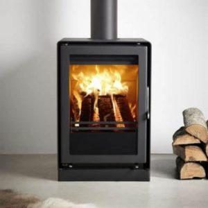 Westfire - Uniq 35 - Freestanding Stove