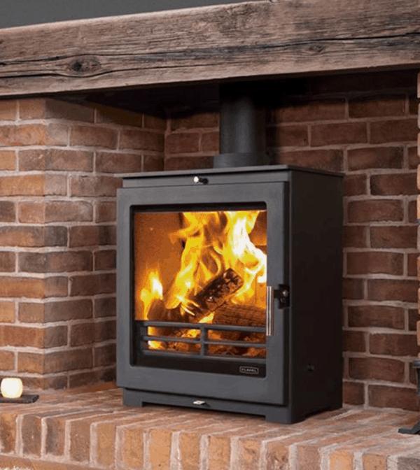 Woodburning Contemporary Stove