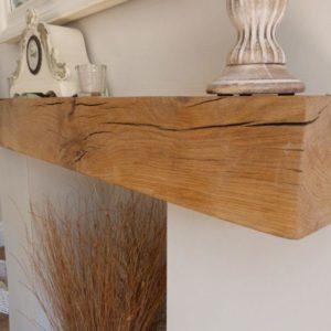 Oak Fireplace Mantel 'Classic'