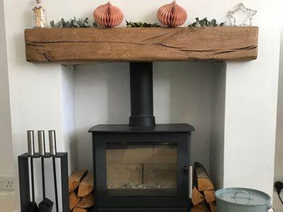 Rustic Oak Beam 'Aged'